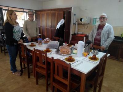 Hospedaria - Mosteiro Nossa Senhora da Glória